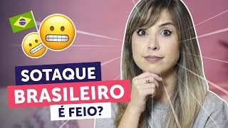 SOTAQUE BRASILEIRO É UM PROBLEMA? | English in Brazil