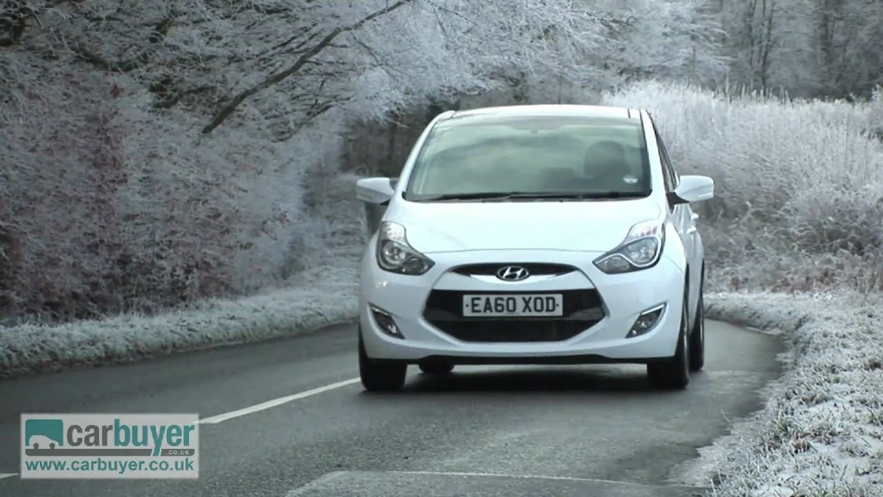 Hyundai ix20 MPV review CarBuyer YouTube