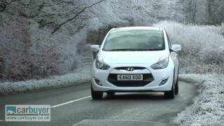 Hyundai ix20 MPV review - CarBuyer