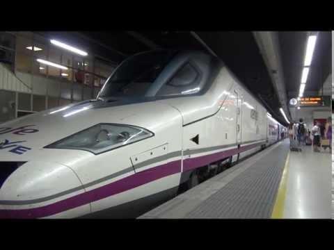 Barcelona Sants Railway Station - Adif - Renfe - Spain, Catalunya