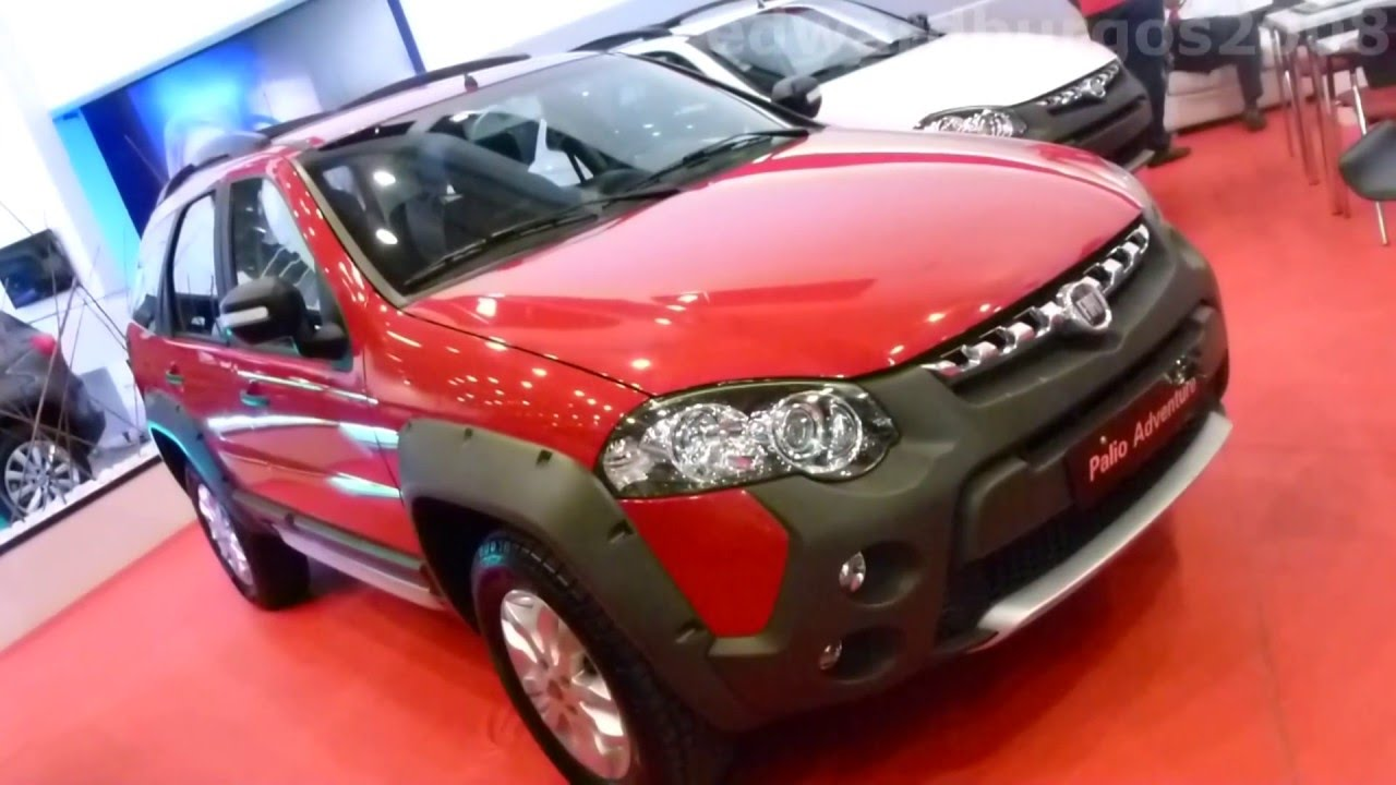 2014 Fiat Palio Adventure 2014 Video Versi U00f3n Colombia