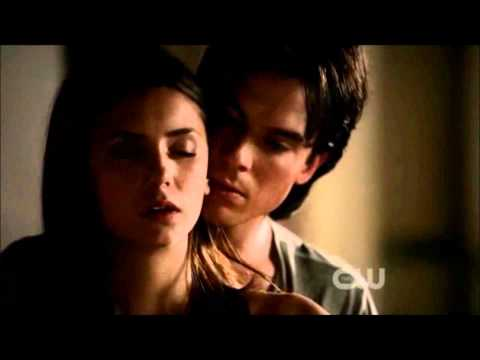 The vampire diaries~Top 15 Delena Moments !! 