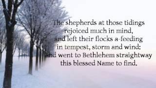 God Rest Ye Merry Gentlemen Traditional Choir