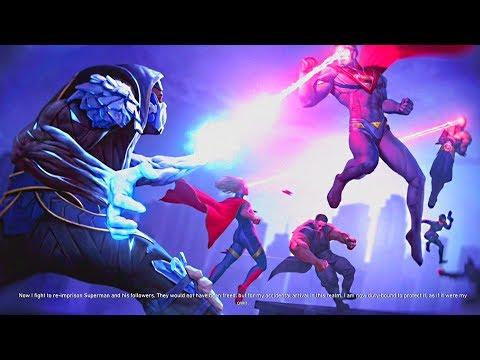 Injustice 2 - SUB ZERO ENDING
