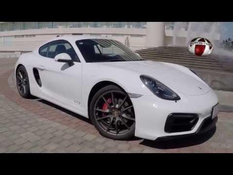 Prueba de manejo Porsche Cayman 2015