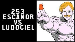 Escanor Vs Ludociel [The Seven Deadly Sins Chapter 253 Review]