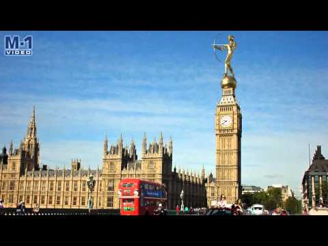 SAULĖNS & Č.Gabalis - Kam man tas Londons (Official Music)