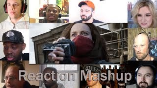 Mortal Engines Official Teaser Trailer REACTION MASHUP