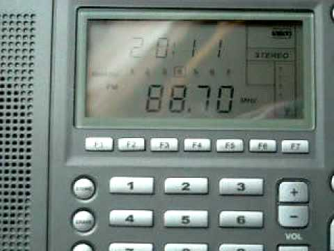 FM DX 10/07/2008: Radio Soummam Algeria 88.7 MHz received in Germany via Sporadic-E