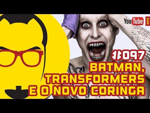 Cavaleiro das Trevas, Transformers e o novo Coringa - NERD RABUGENTO