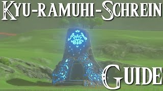 ZELDA: BREATH OF THE WILD - Kyu-Ramuhi-Schrein Guide