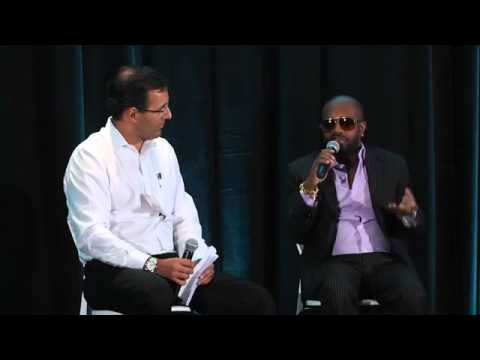 Portada Latam Summit 2012 – Using Social Media to Build A Real Community: A conversation with Hip-Hop Star and Music Mogul Jermaine Dupri