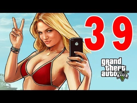 Let´s Play Grand Theft Auto 5 / GTA V Gameplay Deutsch - Part 39 - Der Auftragsmord