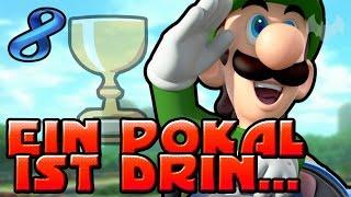 EIN POKAL IST DRIN... - ♠ MARIO KART 8 SEASON 2 ♠ - Let's Play MK 8  - Dhalucard