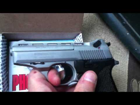 Phoenix Arms HP22A - unboxing and review in HD