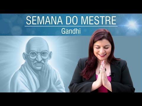 Mahatma Gandhi e a Paz | Semana do Mestre