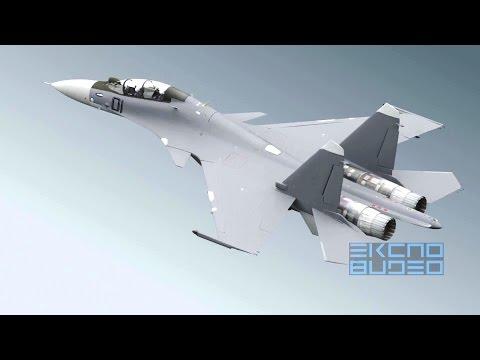 United Aircraft Corporation - Su-30MKI Multi-Role Fighter [1080p]