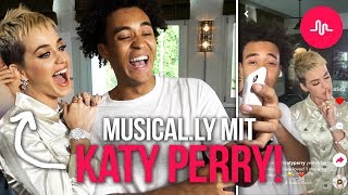 EIN MUSICAL.LY MIT KATY PERRY GEMACHT! 😍 / ft. @KatyPerry