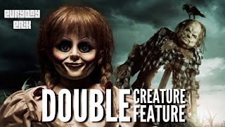 Scary Stories to Tell in the Dark & Annabelle Comes Home Movie Review!