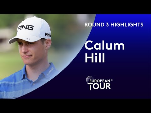 Calum Hill holds share of the lead in paradise | Round 2 | 2020 AFRASIA BANK Mauritius Open