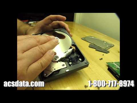 Hard Drive Repair And Data Recovery On 500GB Hard Disk