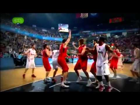 CSKA Moscow vs Olympiakos 61 - 62 euroleague final