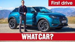 2019 DS3 Crossback review – plus fully electric version driven | What Car?