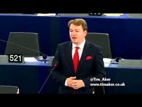 EU energy policies causing people to choose between heating and eating - UKIP MEP Tim Aker