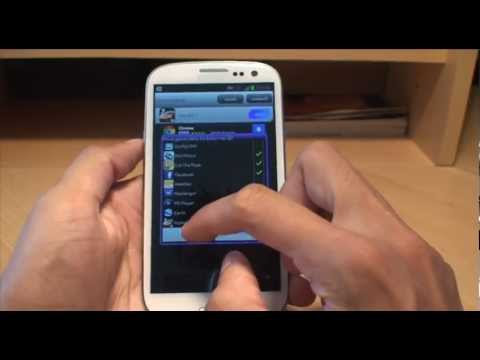 How to Move Game App / Data to SD Card on Samsung Galaxy S3