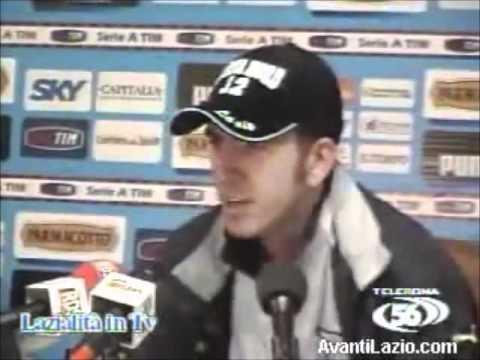 Lazio vs roma Paolo Di Canio