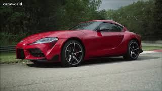 2020 Toyota Supra - interior Exterior and Drive