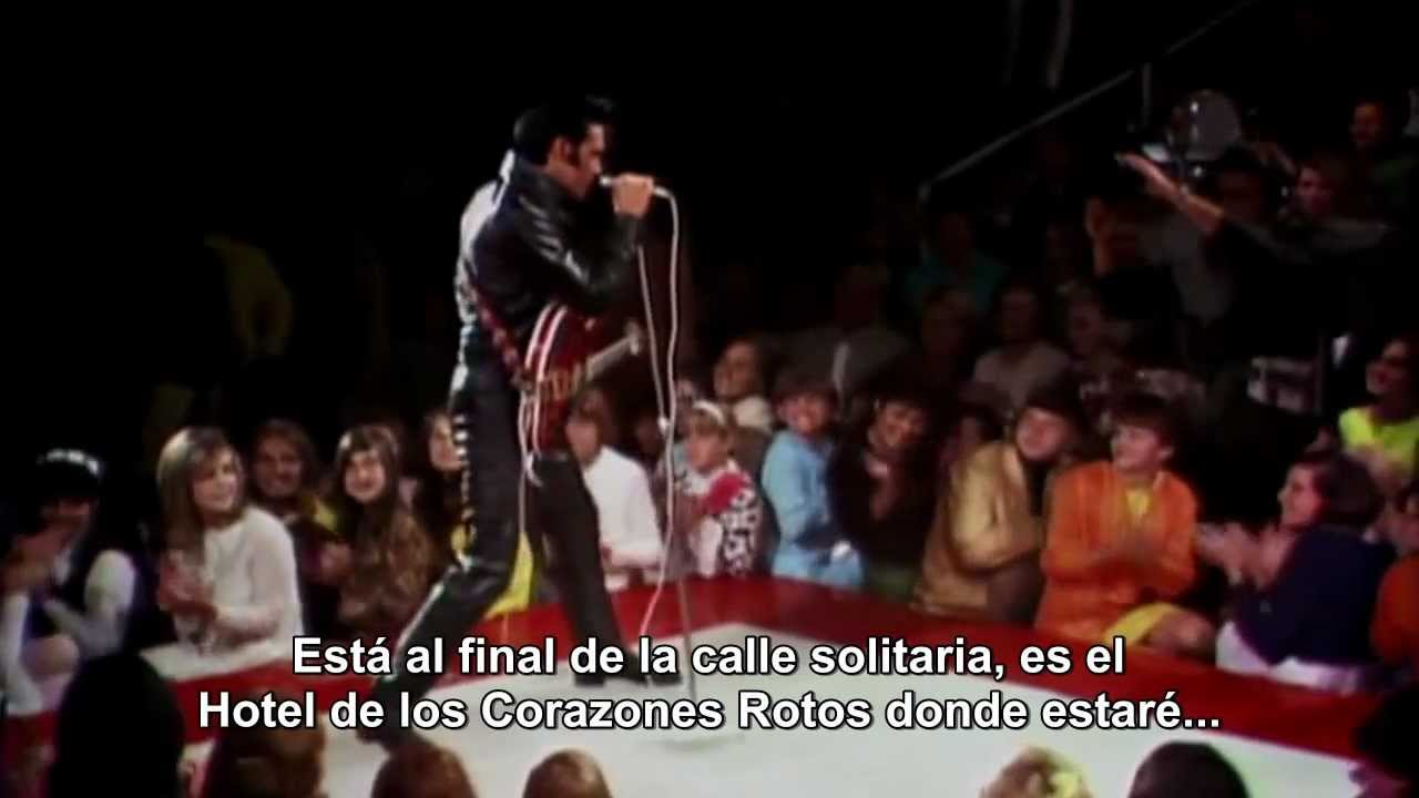 elvis presley heartbreak hotel hound dog all shook up Elvis presley - heartbreak hotel / hound dog / all shook up (letra e música para ouvir) - well, since my baby left me / well, i found a new place to dwell / well, it's down at the end of lonely street / at heartbreak hotel / / well, i'll be / i'll.