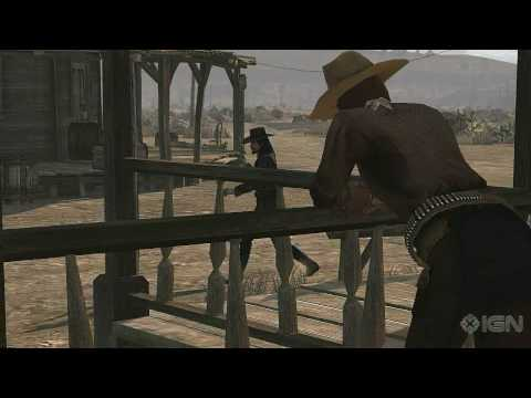 Red Dead Redemption Trailer - Legends and Killers DLC