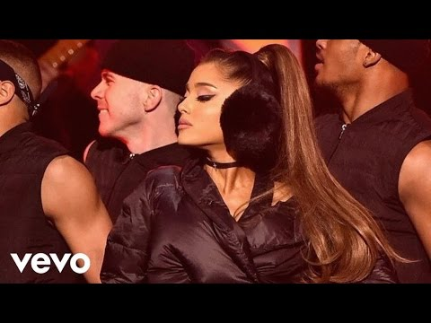 Ariana Grande - Dangerous Woman HD (Live At The Z100's Jingle Ball 2016)