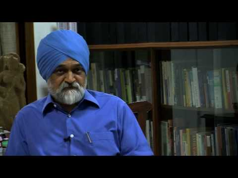 Montek Singh Ahluwalia - Government of India on suggestions and inputs by Civil Society