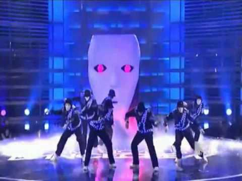 Jabbawockeez - Robot Remains By The Bangerz Original Full Mix video