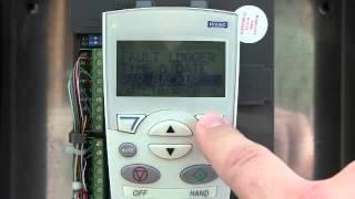 VFD Training NHA Tutorial ABB ACH550 ACS550 Variable Frequency Drive ...