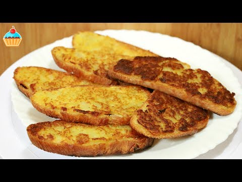 Ну, оОчень вкусные - Горячие бутерброды с картошкой!