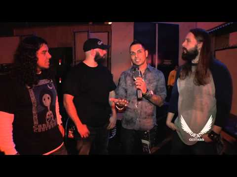 Kyng (Dean Guitars Artist Eddie Veliz) interview at Dean Guitars NAMM JAM 2013.