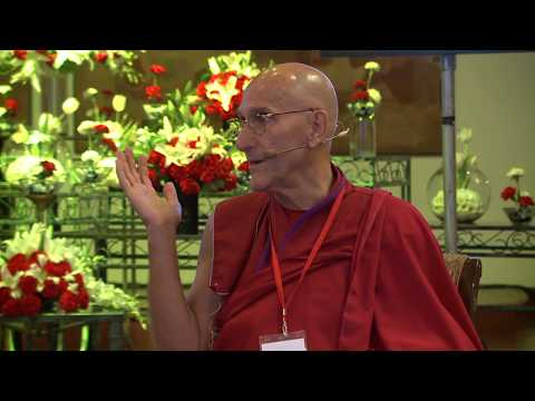 Барри Керзин. Научное исследование медитации. Выступление на встрече с российскими учеными