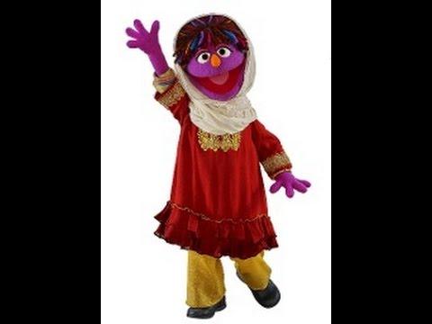 "Sesame Street Adds Afghan Muppet, ""Zari"""