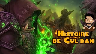 Histoire de Gul'dan, Démoniste