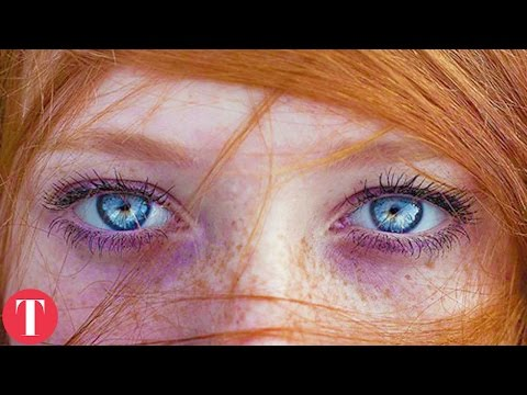 10 Things Your Eye Colour Reveals About You