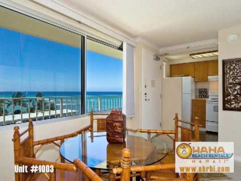 Oceanfront Building Diamond Head Beach Hotel & Residence