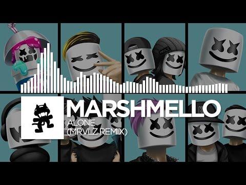 Marshmello - Alone (MRVLZ Remix) [Monstercat EP Release]