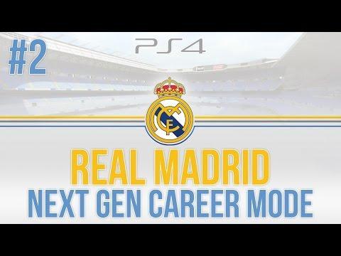 Next Gen FIFA 14: Real Madrid Career Mode - Part #2 - SIGNING MESSI?!