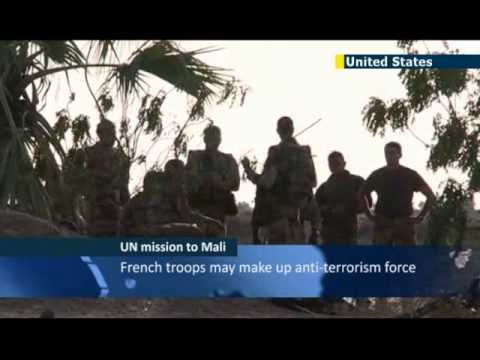 UN finally says yes to Mali peacekeeping mission - but not without French participation