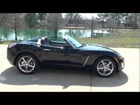 Sold 2007 Saturn Sky Red Line Chrome Turbo For Sale
