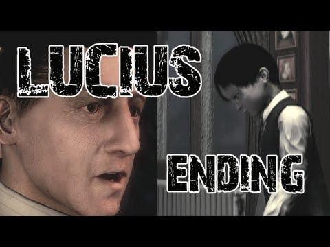 [LUCIUS]  คำสอนของลูเซียส #8(Ending)