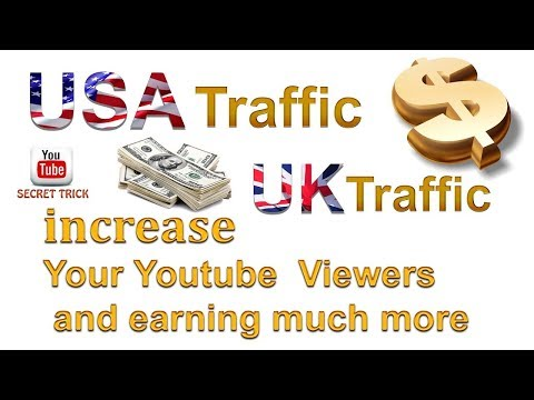 USA Traffic and Google Keyword Planner - YouTube SEO Tips and Tricks YTadvise